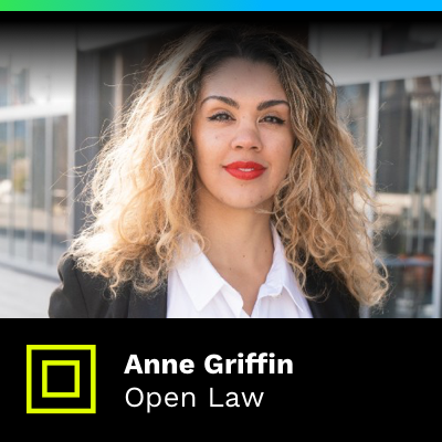 Anne Griffin - Open Law